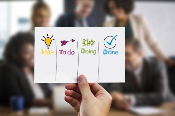 Kanban innowacyjnie - zarządzaj handlem po japońsku