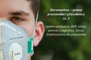Koronawirus – prawa pracownika i pracodawcy1